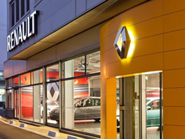 Renault Retail UK